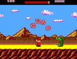 Alex Kidd: The Lost Stars SEGA Master System Qwao?