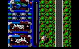 Silent Shadow DOS Starting the flight as 1 player (VGA)