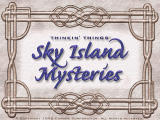 Thinkin' Things: Sky Island Mysteries Windows Title Screen