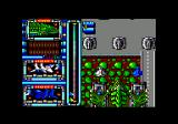 Silent Shadow Amstrad CPC Starting a two player game.