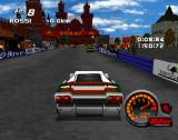 Car and Driver Presents Grand Tour Racing '98 PlayStation Moscow with sports vehicles