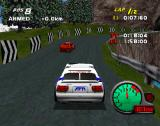 Car and Driver Presents Grand Tour Racing '98 PlayStation Switzerland, rally cars