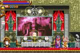 Castlevania: Harmony of Dissonance Game Boy Advance Juste's Room
