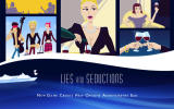 Lies and Seductions Windows Main Menu