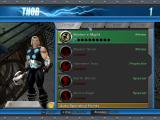 Marvel Ultimate Alliance Windows Each of the heroes have different powers and abilities