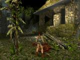 Tomb Raider DOS Ancient ruins...