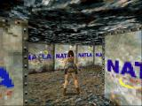 Tomb Raider DOS Natla seems to have a ego problem.