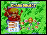 Twinkle Star Sprites Neo Geo Character selection