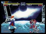 Galaxy Fight: Universal Warriors Neo Geo Time to fight