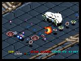 Viewpoint Neo Geo One large enemy and several smaller ones