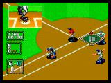 Baseball Stars 2 Neo Geo Was he in or out?