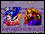 Voltage Fighter Gowcaizer Neo Geo Time to fight