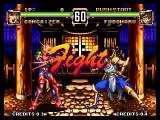 Voltage Fighter Gowcaizer Neo Geo Fight!