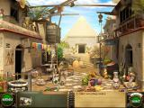 Sprill and Ritchie: Adventures in Time Windows Ancient Egypt street