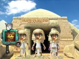 Sprill & Ritchie: Adventures in Time Windows Temple priests