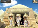 Sprill and Ritchie: Adventures in Time Windows Phto mini-game, where all the priests must face the same direction.
