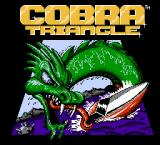 Cobra Triangle NES Title Screen