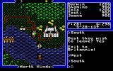 Ultima V: Warriors of Destiny DOS Outdoor exploration