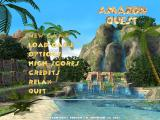 Amazon Quest Windows Title Screen / Main Menu