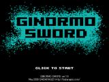 Ginormo Sword Browser Title screen