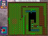 Caravel: Deadly Rooms of Death Windows A large nest of large snakes (Level 12)