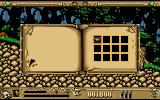 Super Cauldron Atari ST My spell book is pretty empty at the moment