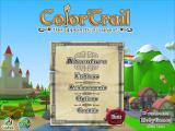 Color Trail Windows Title screen and main menu