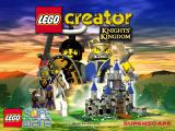 LEGO Creator: Knights' Kingdom Windows Title screen