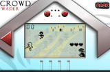 "Squibs Arcade iPhone Crowd Wader (<moby game=""Assassin's Creed"">Assassin's Creed</moby>, anyone?)"