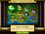 Bookworm Adventures Volume 2 Windows Map screen