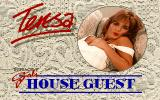Teresa: House Guest DOS Title Screen