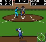 Clutch Hitter Game Gear First stroke