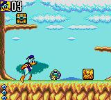 Deep Duck Trouble starring Donald Duck Game Gear Very bad snake