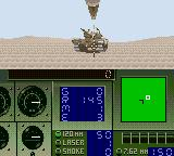 Garry Kitchen's Super Battletank: War in the Gulf Game Gear Our target!