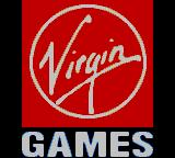 Mick & Mack as the Global Gladiators Game Gear Virgin logo