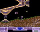 Exile Amiga Chased by an annoying bird