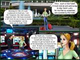 Mysterious City: Vegas Windows Comic book introductions