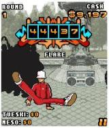 Hip Hop Immortals J2ME The Breakdancing Minigame