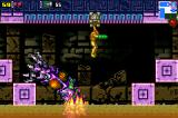 Metroid: Zero Mission Game Boy Advance Fighting a mid-boss