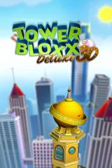 Tower Bloxx Deluxe 3D iPhone Title Screen