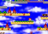 Bubble Bobble also featuring Rainbow Islands DOS I'm in heaven [Rainbow Islands Enhanced]