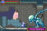 Castlevania: Aria of Sorrow Game Boy Advance The first boss