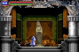 Castlevania: Aria of Sorrow Game Boy Advance Save point