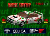 Neo Drift Out: New Technology Neo Geo CD Toyota Celica