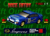 Neo Drift Out: New Technology Neo Geo CD Subaru Impreza