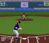 The Sporting News Baseball SNES Home run derby