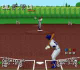 The Sporting News Baseball SNES Pitching