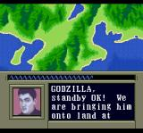 Super Godzilla SNES Story introduction