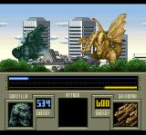 Super Godzilla SNES 1 on 1