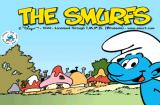 The Smurfs PlayStation Title Screen